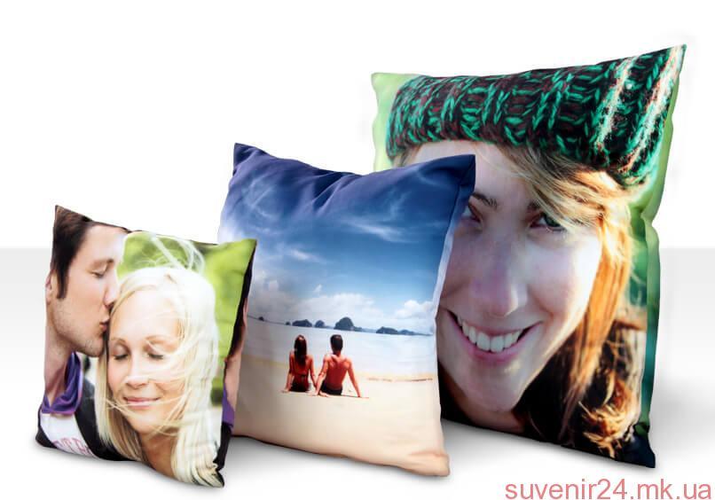 Печать на подушках - Сувенир24