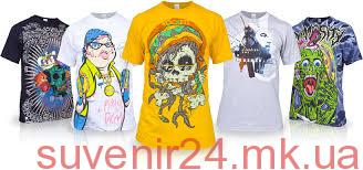фотопечать на футболках - Сувенир24